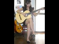Các tư thế hoàn hảo để chơi đàn Guitar.