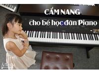 Cẩm nang cho bé học đàn Piano của bà mẹ có hơn 40 ngàn followers