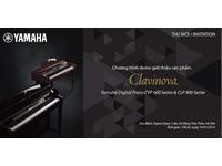 Kính mời Quí khách hàng tham dự buổi demo đàn Piano điện