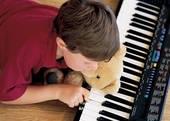 Nên cho trẻ học đàn Piano hay đàn Organ?