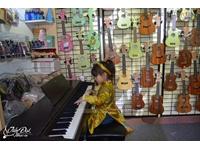 Nhật ký mẹ dạy con học đàn Piano đầy thú vị