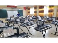Tiến Đạt khẩn trương lắp đặt đàn Organ cho các trường trước khai giảng