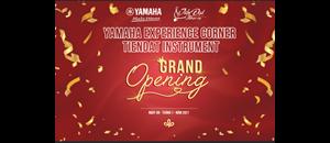 Khai trương khu trưng bày nhạc cụ Yamaha tại TIẾN ĐẠT HÀ NỘI