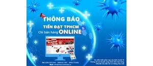 Nhạc cụ Tiến Đạt TPHCM: Chỉ bán Online mùa Covid