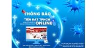 Nhạc cụ Tiến Đạt TPHCM: Khuyến khích mua Online mùa Covid