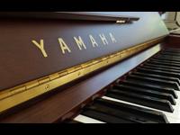 """Sức hút """"qua thế kỷ"""" của những cây đàn piano Yamaha"""