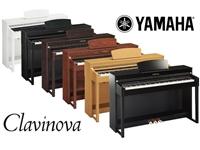 Ưu điểm vượt trội của dòng đàn piano điện Yamaha Clavinova CLP series
