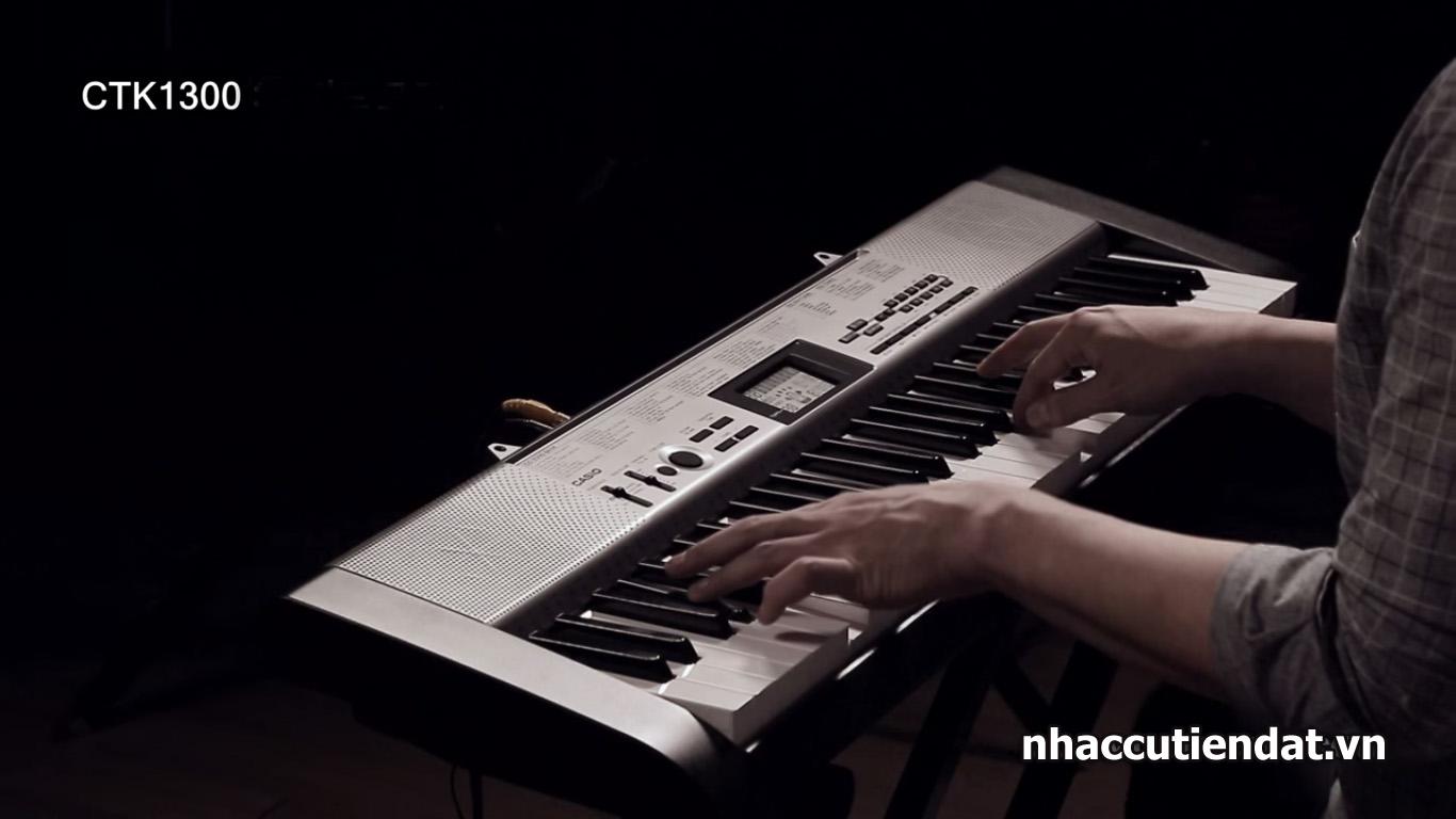 Organ Casio CTK-1300