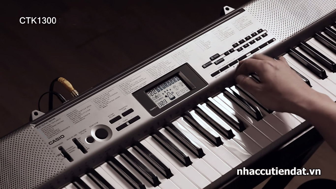 Organ Casio CTK-1300