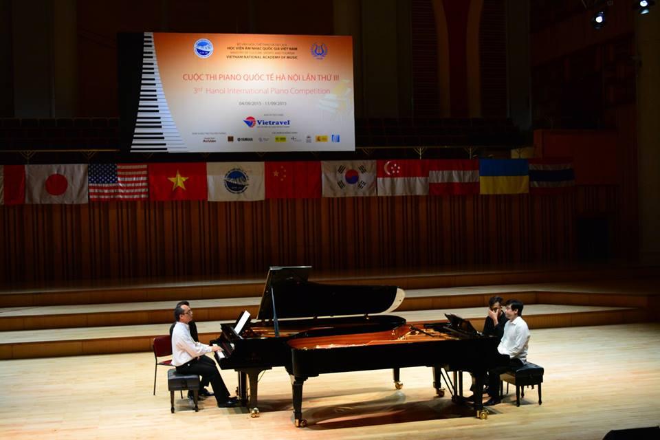 Cuộc thi Piano quốc tế Hà Nội lần thứ III