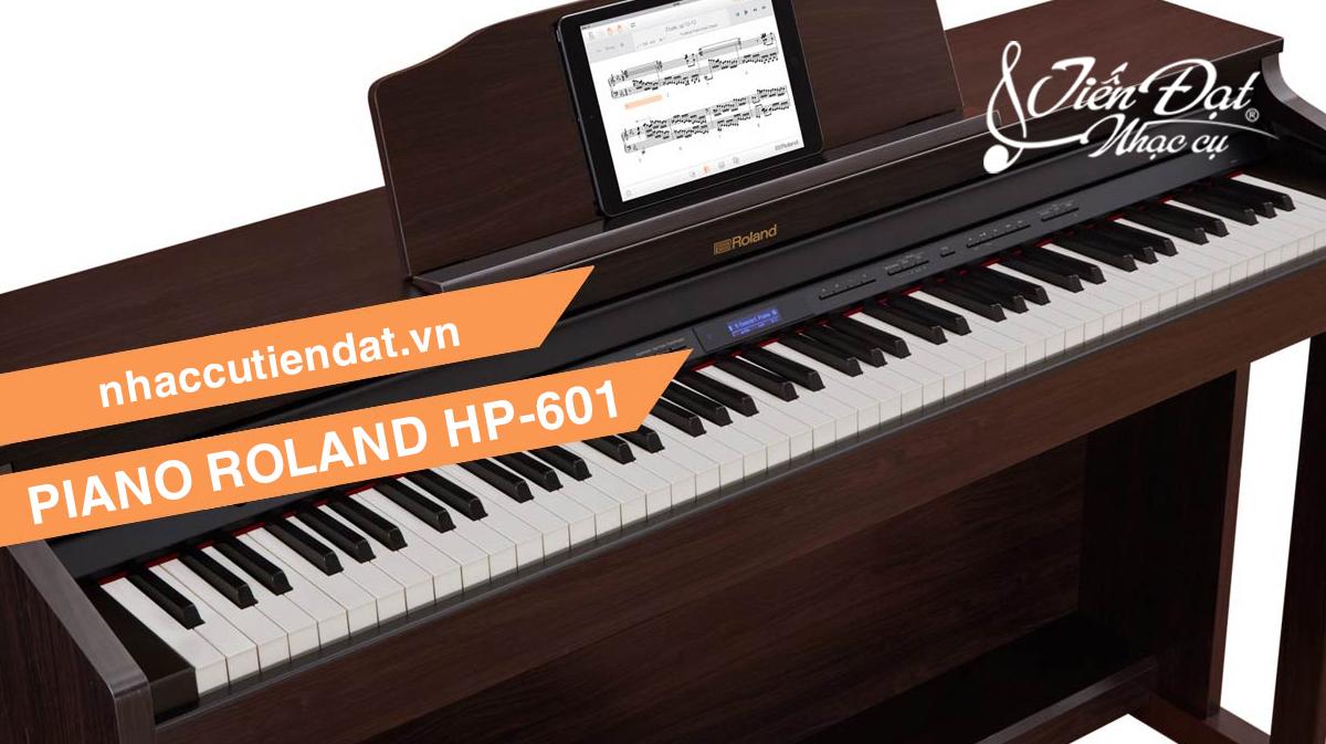 piano roland hp-601