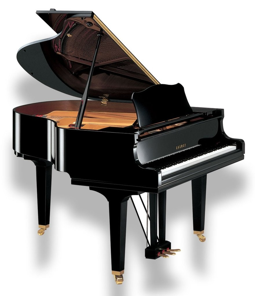 Piano Yamaha GC1 PE