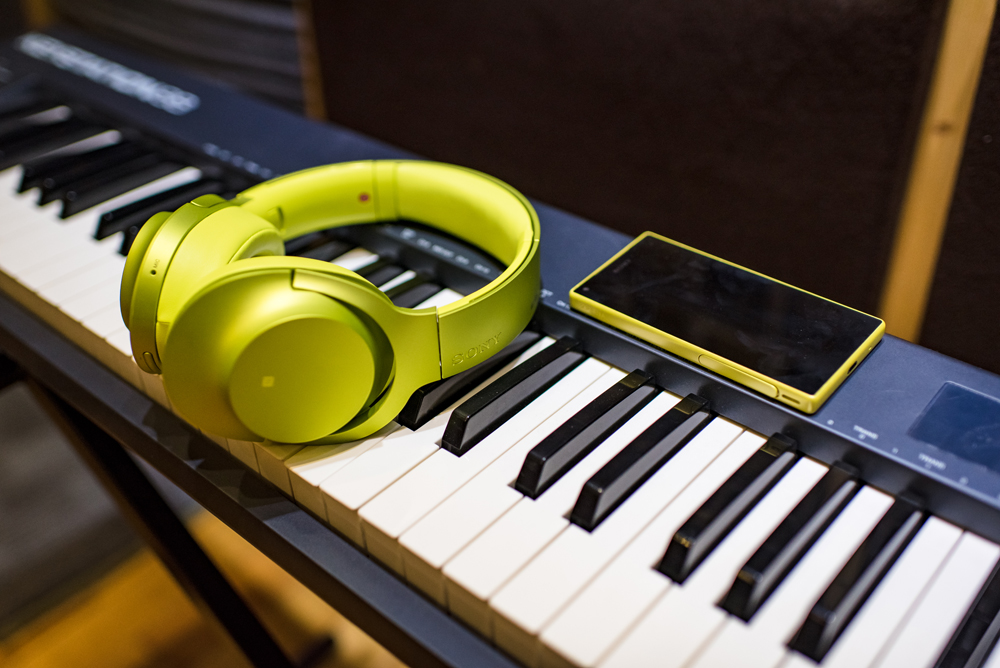 Piano headphones tai nghe piano