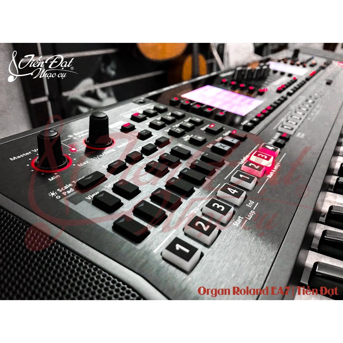 Đàn Organ Roland E-A7 | Organ chuyên nghiệp| Organ Roland giá rẻ mua