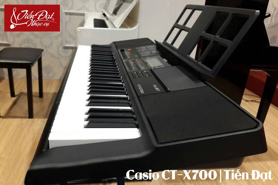 ORGAN CASIO CT-X700