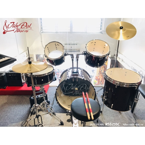 Bộ trống Pearl Roadshow RS525SC 2