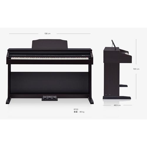 Đàn Piano điện Roland RP 30 3