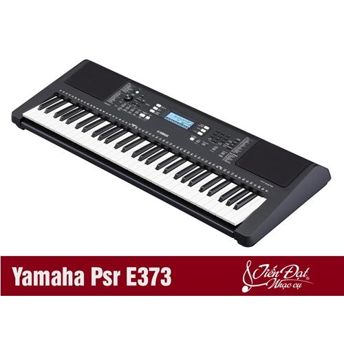 Đàn Organ Yamaha Psr E373 4