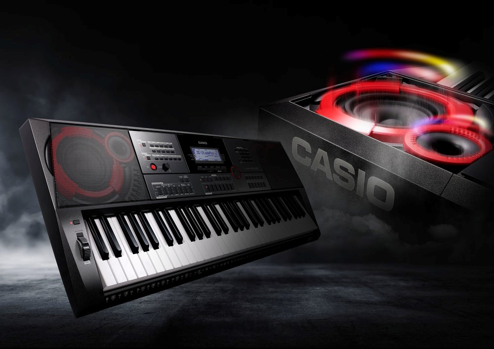 Casio CT-X3000