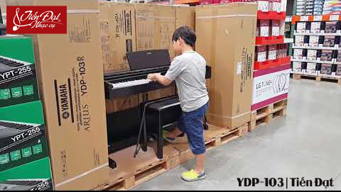 piano YDP-103 review