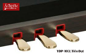 piano YDP-103 review pedal
