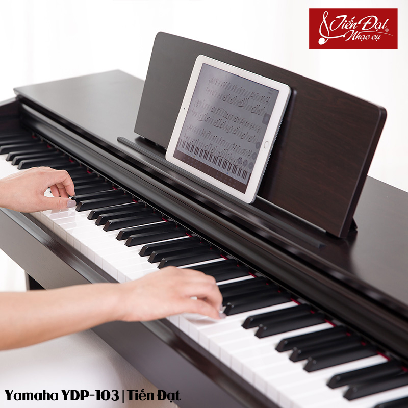 piano YDP-103 review danh gia