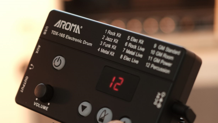 trong aroma tdx16s