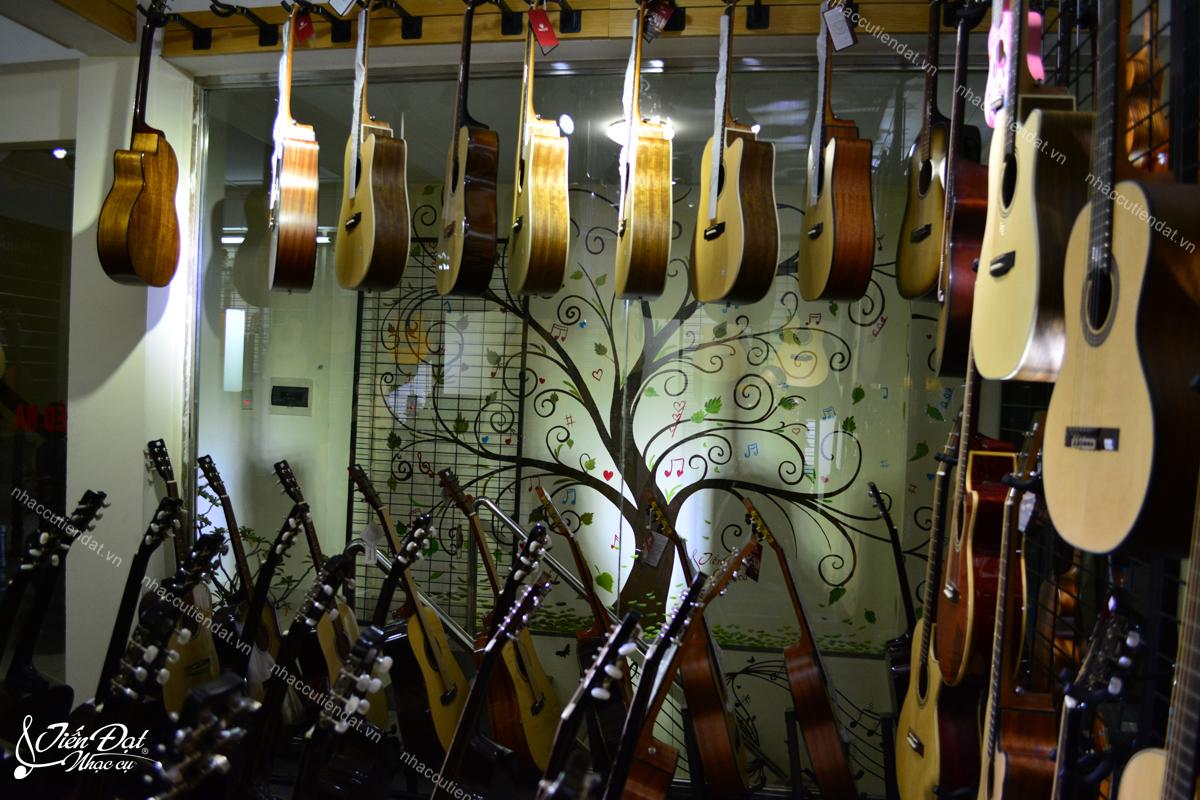đàn Guitar cao cấp tại Hà Nội, TPHCM