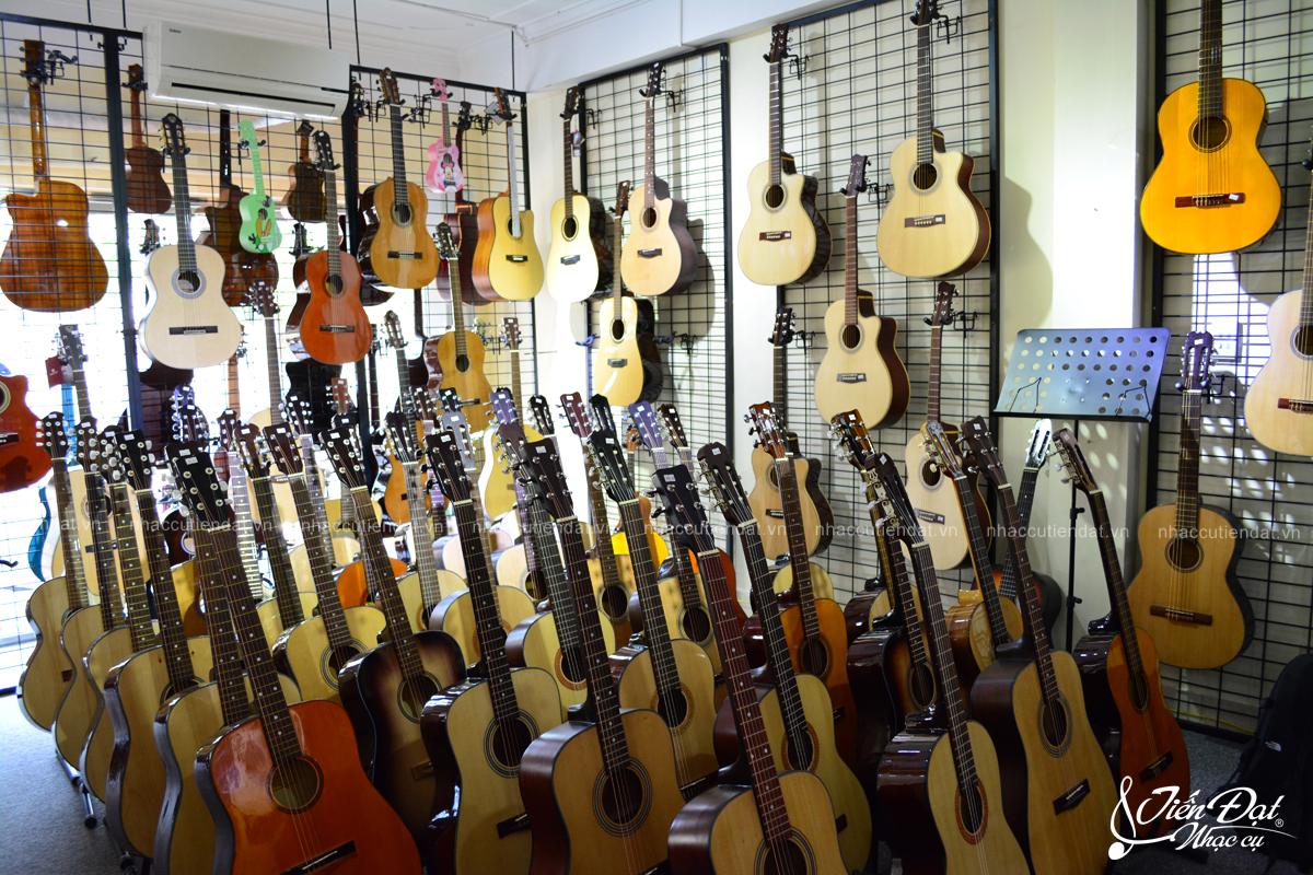 đàn Guitar sinh viên mua ở đâu giá rẻ? Hà Nội, TPHCM