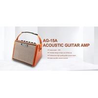 Amply Guitar AROMA AG-15A