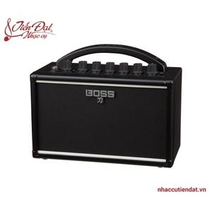 Boss Katana mini - Amp di động cho guitar điện