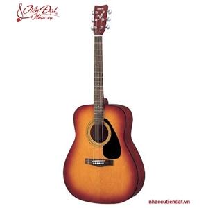 Đàn Acoustic guitar Yamaha F310-Nâu ánh mặt trời sáng