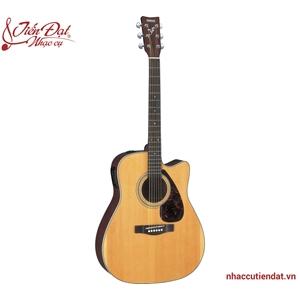 Đàn Acoustic guitar Yamaha FX370C gỗ tự nhiên