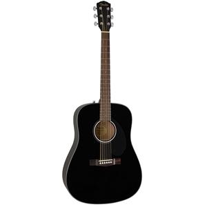 Guitar Acoustic Fender dreadnought CD-60S