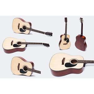 Đàn Guitar Acoustic GA-14HV