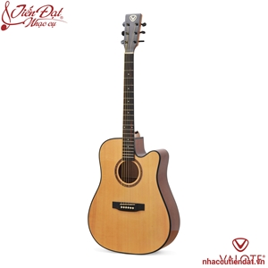 Đàn Guitar Acoustic VALOTE VA-103W