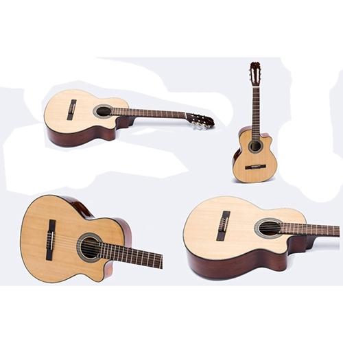 Đàn Guitar Classic GC-14HL 0