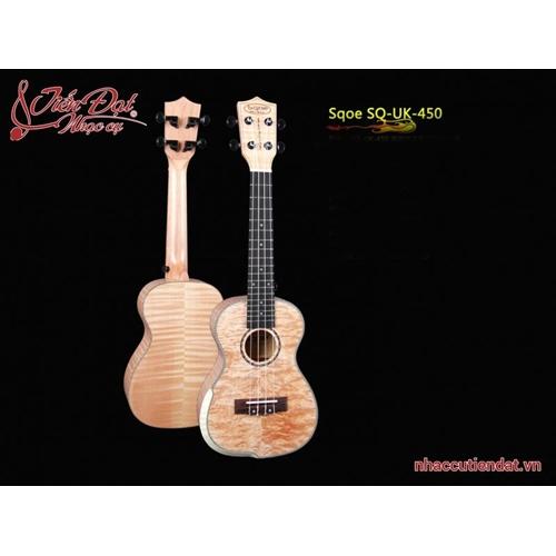 Đàn Ukulele Sqoe UK-450 0