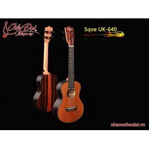 Đàn Ukulele Sqoe UK-640