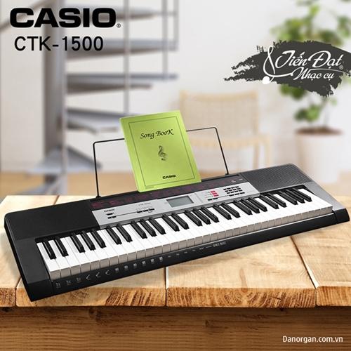 Đàn organ Casio CTK-1500 0