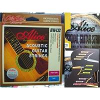 Dây đàn Guitar Acoustic Alice AW432