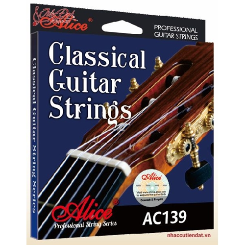 Dây đàn Guitar Classic Alice AC139 0