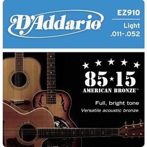 Dây đàn guitar daddario Acoustic EZ910