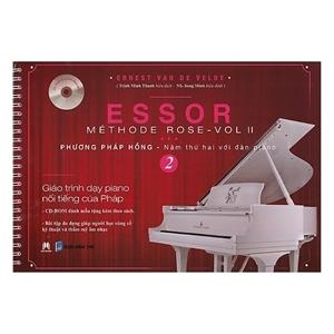 Giáo trình Phương pháp hồng với đàn Piano Tập 2