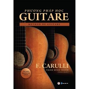 Phương pháp học Guitar tác giả Carulli