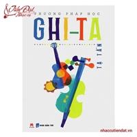 Sách Phương pháp học Guitar