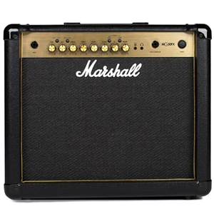 Amplifier Guitar điện Marshall MG30GFX 30W