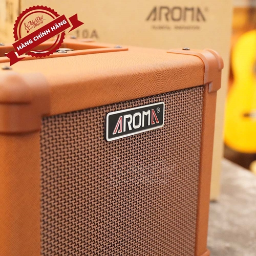 Ampli Guitar điện AROMA AG-10 4