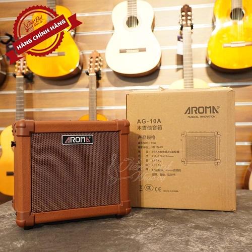 Ampli Guitar điện AROMA AG-10 0