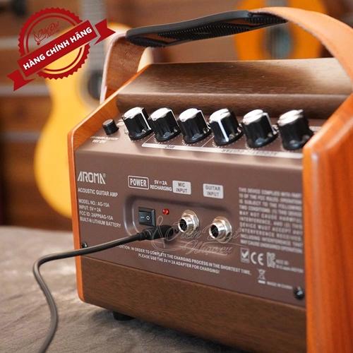 Amply Guitar AROMA AG-15A 11